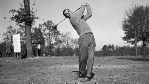 Ben Hogan Finish
