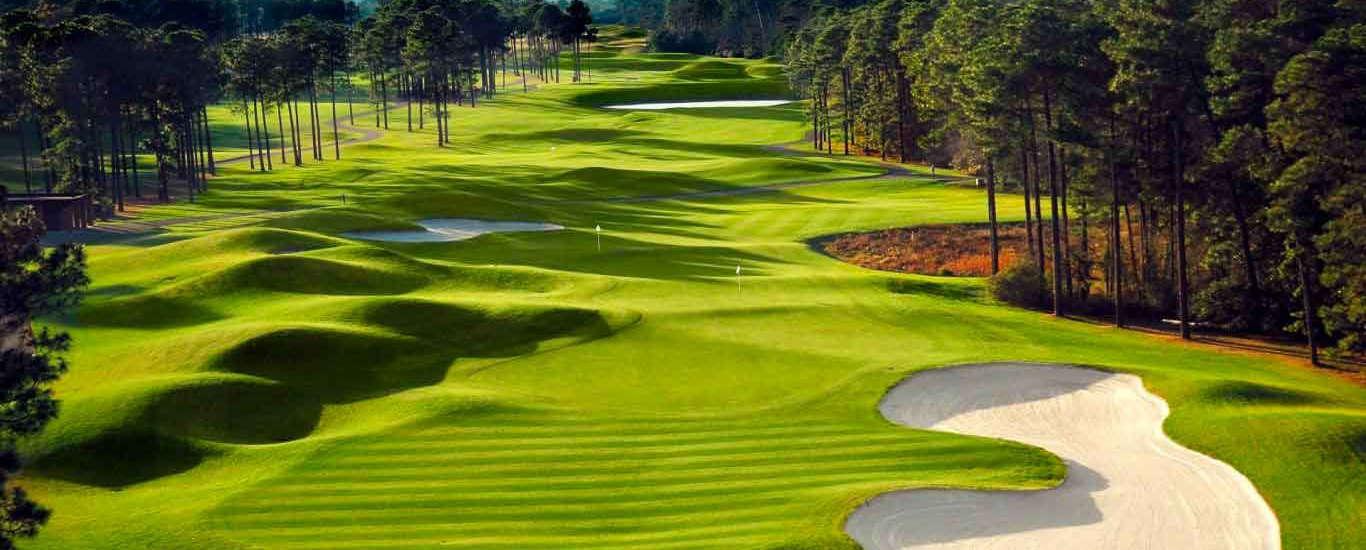 Photo d'un golf