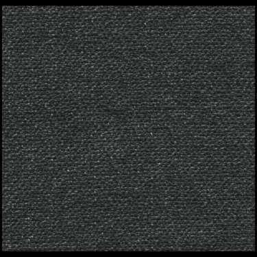 Tissu Holland and Sherry pour veste sur-mesure lin et coton mélange contrasté de gris charbon
