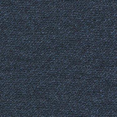 Tissu Holland and Sherry pour veste sur-mesure lin et coton mélange contrasté de bleu marine