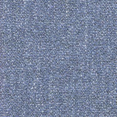 Tissu Holland and Sherry pour veste sur-mesure lin et coton mélange contrasté de bleu clair