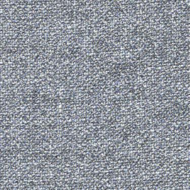Tissu Holland and Sherry pour veste sur-mesure lin et coton mélange contrasté de bleu ciel