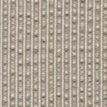 Tissu Holland and Sherry pour veste sur-mesure coton et laine sable à rayures