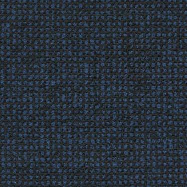 Tissu Holland and Sherry pour veste sur-mesure laine, coton et polyamide bleu marine à petits carreaux