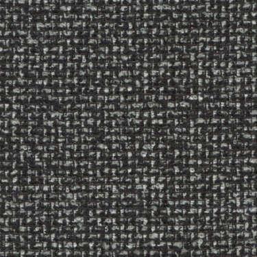 Tissu Holland and Sherry pour veste sur-mesure laine, coton et polyamide noir et blanc à petits carreaux