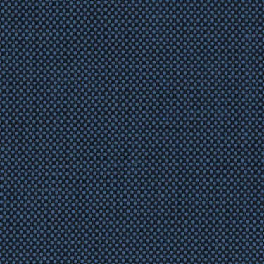 Tissu Holland and Sherry pour costume sur-mesure 100% laine caviar bleu foncé