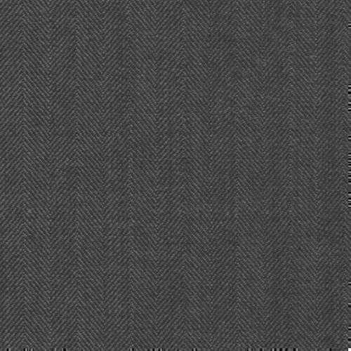 Tissu Holland and Sherry pour costume sur-mesure 100% laine à chevrons gris