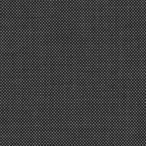 Tissu Holland and Sherry pour costume sur-mesure 100% laine caviar noir