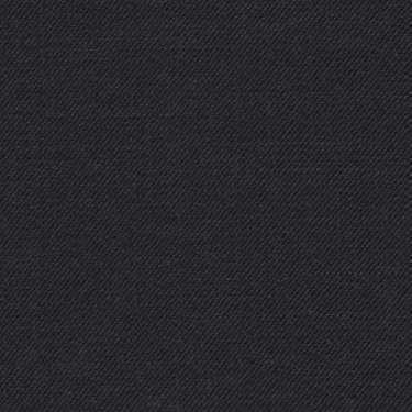 Tissu Holland and Sherry pour costume sur-mesure 100% laine noir uni