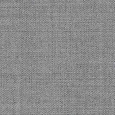 Tissu Holland and Sherry pour costume sur-mesure 100% laine gris clair uni