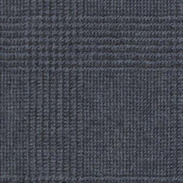 Tissu Holland and Sherry pour costume sur-mesure flanelle Prince de Galles bleu