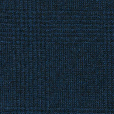 Tissu Holland and Sherry pour costume sur-mesure flanelle Prince de Galles bleu marine