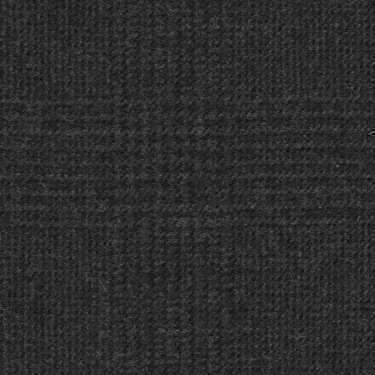 Tissu Holland and Sherry pour costume sur-mesure flanelle Prince de Galles gris foncé