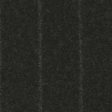 Tissu Holland and Sherry pour costume sur-mesure flanelle gris charbon à rayures craie