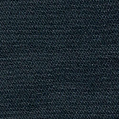 Tissu Holland and Sherry pour pantalon sur-mesure 100% laine twill bleu marine