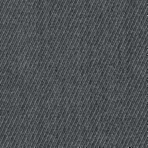 Tissu Holland and Sherry pour pantalon sur-mesure 100% laine twill gris clair