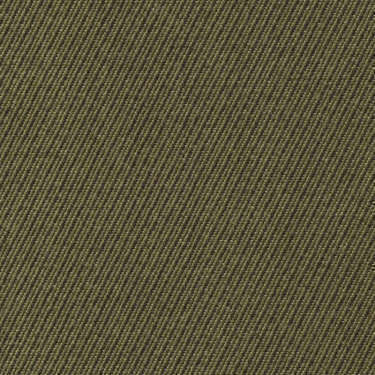 Tissu Holland and Sherry pour pantalon sur-mesure 100% laine twill vert olive