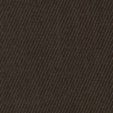 Tissu Holland and Sherry pour pantalon sur-mesure 100% laine twill chocolat