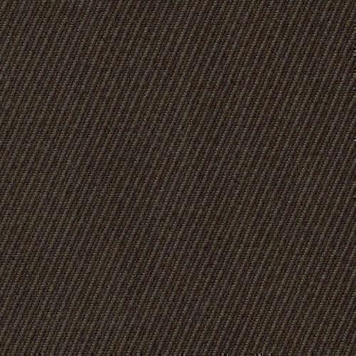 Tissu Holland and Sherry pour pantalon sur-mesure 100% laine twill chocolat