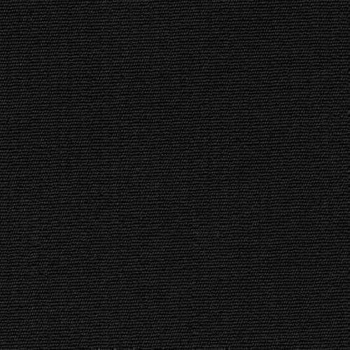 Tissu Holland and Sherry pour pantalon sur-mesure 100% laine bedford noir