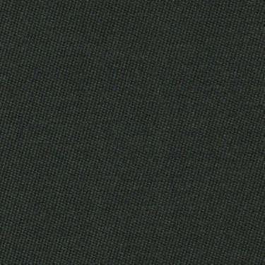 Tissu Holland and Sherry pour pantalon sur-mesure 100% laine whipcord vert profond
