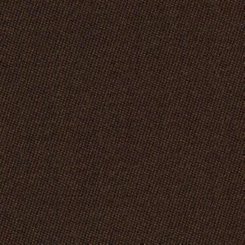 Tissu Holland and Sherry pour pantalon sur-mesure 100% laine whipcord marron