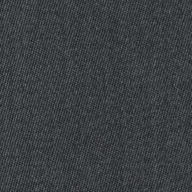Tissu Holland and Sherry pour pantalon sur-mesure 100% laine whipcord gris foncé