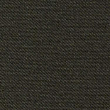 Tissu Holland and Sherry pour pantalon sur-mesure 100% laine twill serré vert profond