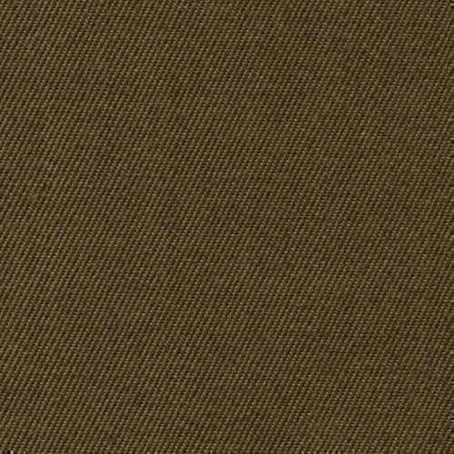 Tissu Holland and Sherry pour pantalon sur-mesure 100% laine twill serré vert olive