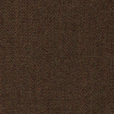 Tissu Holland and Sherry pour pantalon sur-mesure 100% laine twill serré chocolat