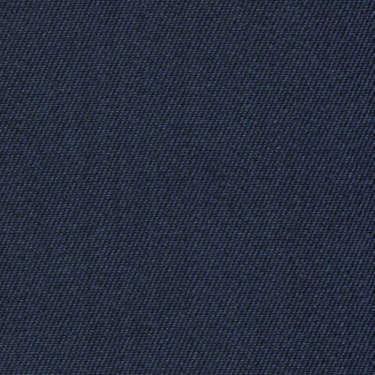 Tissu Holland and Sherry pour pantalon sur-mesure 100% laine twill serré bleu