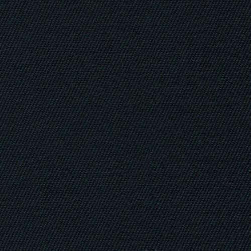 Tissu Holland and Sherry pour pantalon sur-mesure 100% laine twill serré bleu marine