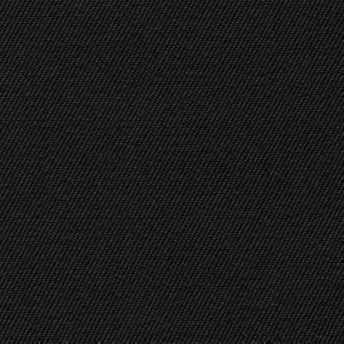 Tissu Holland and Sherry pour pantalon sur-mesure 100% laine twill serré noir