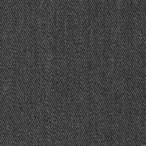 Tissu Holland and Sherry pour pantalon sur-mesure 100% laine twill serré gris