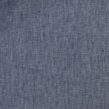 Tissu Tessuti di Sondrio pour costume sur-mesure lin bleu clair