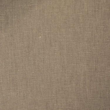 Tissu Tessuti di Sondrio pour costume sur-mesure lin marron
