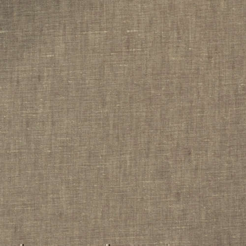Tissu Tessuti di Sondrio pour costume sur-mesure lin beige foncé
