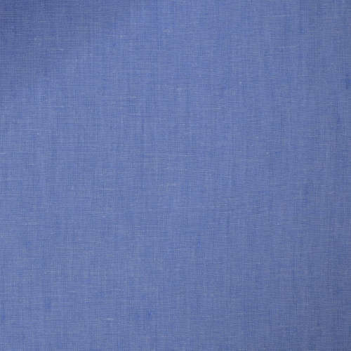 Tissu Tessuti di Sondrio pour costume sur-mesure lin bleu