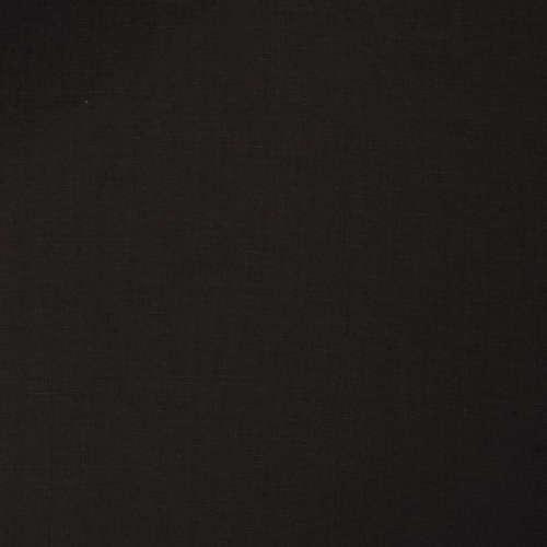 Tissu Tessuti di Sondrio pour costume sur-mesure lin marron nuit