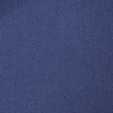 Tissu Tessuti di Sondrio pour costume sur-mesure lin bleu foncé