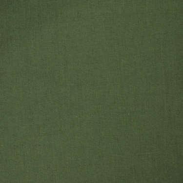 Tissu Tessuti di Sondrio pour costume sur-mesure lin vert foncé