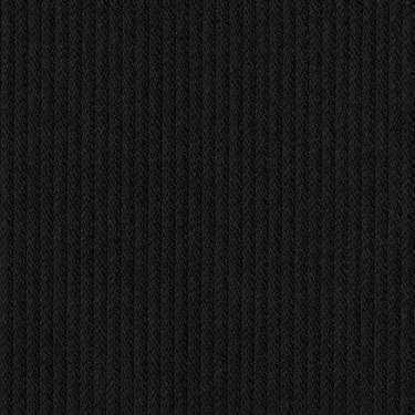 Tissu Holland and Sherry pour smocking sur-mesure 100% laine petits chevrons noir