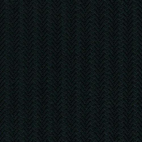 Tissu Holland and Sherry pour smocking sur-mesure 100% laine chevrons et rayures bleu marine