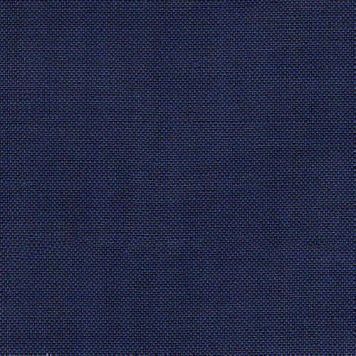 Tissu Holland and Sherry pour smocking sur-mesure laine et kid mohair uni bleu azur