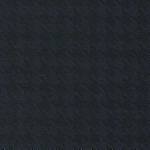 Tissu Holland and Sherry pour smocking sur-mesure 100% laine pied de poule bleu marine