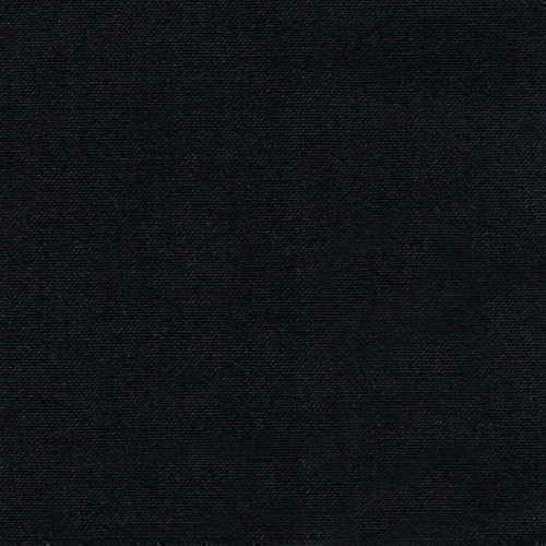 Tissu Holland and Sherry pour smocking sur-mesure 100% laine uni noir Super 150