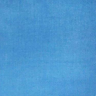Tissu pour chemise sur-mesure twill bleu