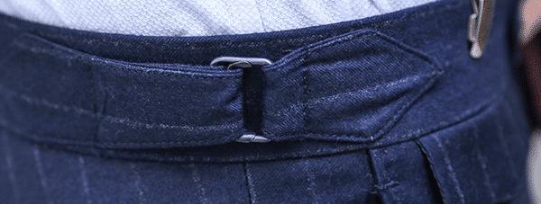 Pantalons sur-mesure